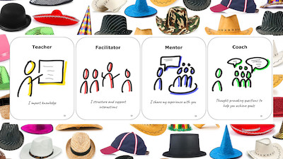 Four Hats Of A Scrum Master